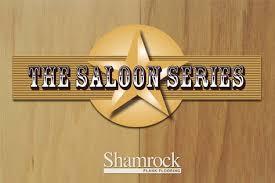saloon series from shamrock plank flooring 4 designer colors in