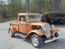 1933 Ford Pickup For Sale | ClassicCars.com | CC-1122796 Ford Pickup Truck Stock Photos Images Alamy 1933 Chopped Channeled All Steel 1932 1934 Ratrod Hotrod Down And Dirty With Clayton Carrells Blacked Out On The Road Hot Rod Therapy Driving The Thanksgiving Tale Of Calvin Brandts Red Stake Delivery Rides Id Like To Build Pinterest Classic Car For Sale Model 40 In Fulton County Truck Hamb Street