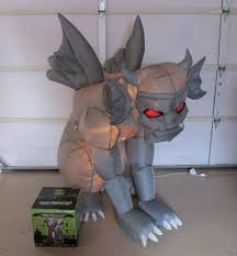 Gemmy Halloween Inflatables 2015 by Gemmy Halloween Animated Airblown Inflatable Spooky Gargoyle