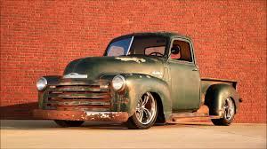 1953 Slammed Patina Chevrolet 3100 Hot Rod Resto Mod For Sale On ...