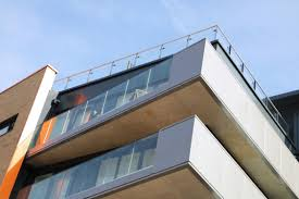 100 Century House Apartments Balcony Balustrades By Sapphire Add Signature Style To