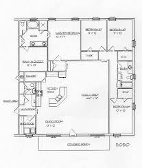 40x60 Shop House Floor Plans by 13 Awesome Barndominium Designs To Inspire You Building