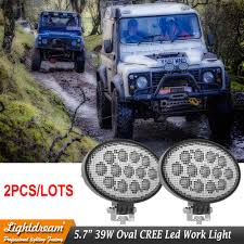 Oval Flood Beam Led Agriculture Lights 5.65inch 39W Led Truck Work ... Led Light For Trucks And Bulbs 103 Beautiful Decoration Also Car Sucool 2pcs One Pack 4 Inch Square 48w Work Off Road Led Lights Ebay 2014 Terrain Ford Raptor Rigid Build Northridge Nation News Bar 108w 18inch 12v Ip67 Offroad Driving Small Mods To Add The Truck F150 Forum Community Of 2x 18w Flush Mount Flood Round Fog Lamp 2008 F250 Xlt 4x4 Cml So Cal Carter Truck 2x 80w Tractor 4wd Online Buy Whosale Life Works Flood Lights From China