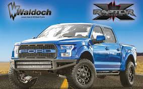 Waldoch Custom Trucks | Sunset Ford | St. Louis, MO