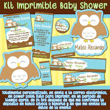 Kit Imprimible Ovejita Oveja Candybar Bautismo Baby Shower 365