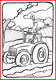 Idée 21 Coloriage Imprimer Tracteur Tondeuse Classic Work Scrowland