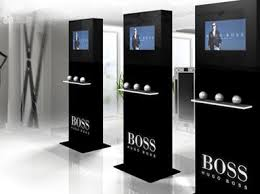 Acrylic Displays Products Table Top Retail