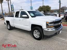 100 Trucks For Sale In San Antonio Tx PreOwned 2018 Chevrolet Silverado 1500 LT Extended Cab Pickup In