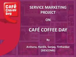 Cafe Coffee Day CCD