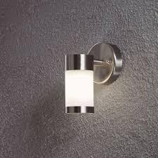 lights v wall light fixture stainless steel lighting artika