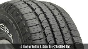 100 Goodyear Truck Tires Top 10 Best Light SUV AllSeason YouTube
