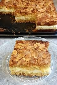 mandelkuchen mit puddingfüllung einfach nur lecker
