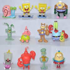 Spongebob Fish Tank Ornaments by Spongebob Squarepants Patrick Statue Fish Tank Mini Aquarium