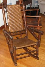 Recaning A Chair Back by Chair Caning Chair Rush Chair Weaving