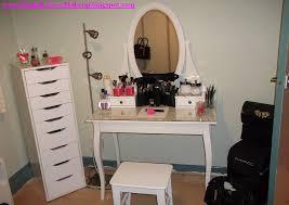 Desk Drawer Organizer Ikea by Daniellelovemakeup Updated Makeup Storage Ikea