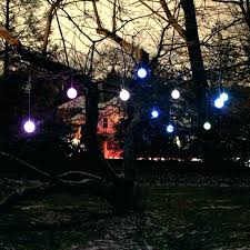 How To Hang Lights Outside Tree S Vertically Hanging Christmas Lighting Hotel Design