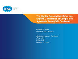 chambre des experts comptables the mentee perspective ordre des experts comptables et comptables ag