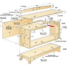 Free Woodworking Plans Lap Desk by Office Furniture Woodworking Plans Free Hanging Quilt Rack Plans