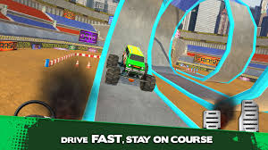 100 Monster Truck Simulator Driver SportsGamesiosRacing Game Memes