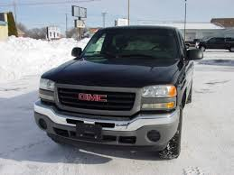 Used Cars, Escanaba, Decker Koepp Auto Sales 2006 Gmc Sierra 1500 Crew Cab Pickup Truck Item Da5827 S C6500 Topkick Crew Cab 72 Cat Diesel And Chassis Truck Gmc 5500 At235p Bucket 3500 Slt 4x4 Dually In Onyx Black 252013 Biscayne Auto Sales Home 2gtek13t461226924 Green New Sierra On Sale Ga Awd Denali 4dr 58 Ft Sb Research Truck For Classiccarscom Cc1041428 Yukon Denali Loaded Tx Lthr Htd Seats Clean 2500 With Salt Spreader Western Plow Plowsite
