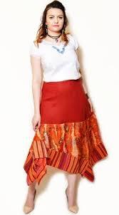 Boho Skirt Outfit Summer Styles Bohemian