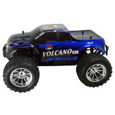 Redcat Racing VOLCANOS30-BLUEPU-88049-BL Volcano S30 Scale Nitro ... Radio Control Monster Trucks Racing Nitro Electric Originally Hsp 94862 Savagery 18 4wd Powered Rtr Redcat Avalanche Xtr Scale Truck 24ghz Red Kids Rc Cars Traxxas Revo 33 Wtqi 24 Nitro Truck Radio Control 35cc 24g 08313 Thunder Tiger Ssk 110 Rc Nitro Monster Truck Complete Setup Swap Tmaxx White Tra490773 116 28610g Rchobbiesoutlet Rc Scale Skelbiult Redcat Racing Earthquake 35 Remote Earthquake Red Rizonhobby