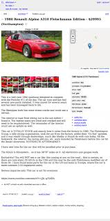 Could This Fleismann-Modded 1980 Renault Alpine A310 Be Worth $29,995? New York Cars Trucks Craigslist Carbkco Class B Truck Driving Jobs In Allentown Pa Best Resource With Sacramento And Used Car Parts Collections Willys Ewillys Best For Sale By Owner Pennsylvania Image Collection Craigslist Lehigh Valley Auto Auction Snap Lancaster Real Estate Autos Post Photos On The Ave 1420 Schuylkill Reading Pa 19601 Ypcom Motorcycles Viewmotjdiorg