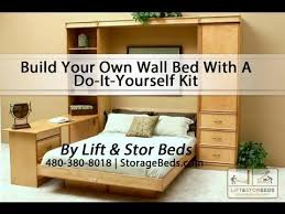 Diy Murphy Bunk Bed by 29 Best Murphy Beds Images On Pinterest Woodwork Diy Murphy Bed