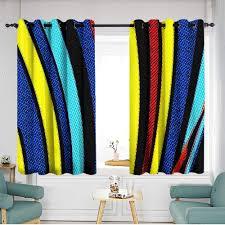 100 Pop Art Bedroom Amazoncom Warm Family Curtain For Kids Geometric