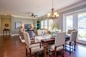Living Room Beautiful Kitchen And Dining Together 31 For Your Glass Table With