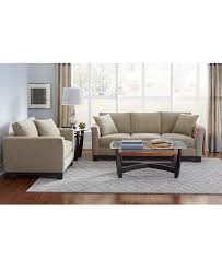 Martha Stewart Saybridge Sofa by New 28 Sofas At Macy S Milan Leather Sofa Furniture Macy S