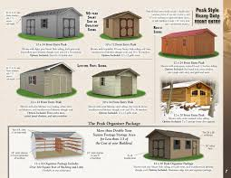 Lifetime Products Gable Storage Shed 7x7 by Peak Sheds Tri State Gazebo