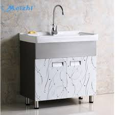 China Stainless Steel Floor Standing Design Bathroom Vanity With ... Design Element Dec076cw 48inch Single Bathroom Vanity Set In White Vanities How To Pick Them So They Match Your Style Beautiful Designs Alanlegum Home Zipcode Knutsen 24 With Mirror Glesink Hgtv Stanton 32 Sink Dropin 40 Modern That Overflow With 72 Double W Vessel 13 Ideas For Master Bathrooms Luxury To Maximize Small Overstockcom