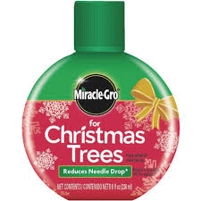 Christmas Tree Preservative Recipe by Miracle Gro Christmas Tree Preserve Walmart Com