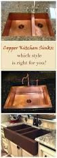 33x22 Copper Kitchen Sink by 107 Best Copper Farmhouse Kitchen Sinks Images On Pinterest