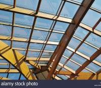 basic wood frame construction framing techniques stock photo