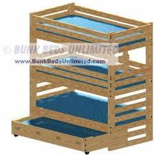 quadruple bunk bed plans easy to follow