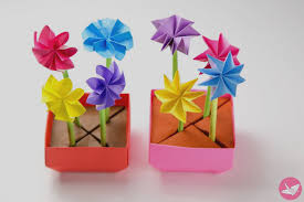 New Of Cool Origami Flowers How To Make Page Paper