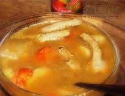 Jamaican Pumpkin Soup Vegan by Chicken Foot Soup U2013 Sian U0027s Cooking
