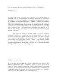 Formato Carta Poder Simple Mexico