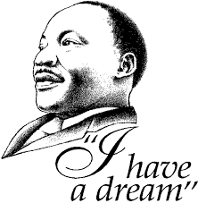 Pin Martin Luther King Clipart Black And White 2