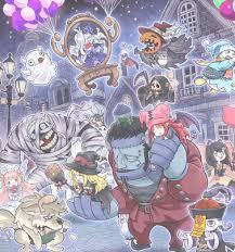 Halloween Monster List Wiki by Ghostrick Yu Gi Oh Fandom Powered By Wikia