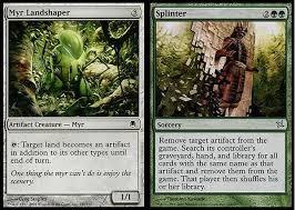mtg deck ideas combo for modern jund or elves deck nerdery
