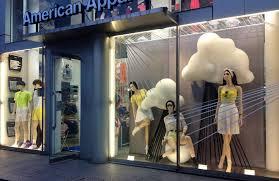 American Apparel Rainy Season Windows By Lena Shockley Japan