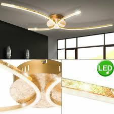 led 30 watt deckenleuchte esszimmer küchenle gold färbig
