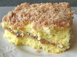 Cinnamon streusel coffeecake Flourish King Arthur Flour