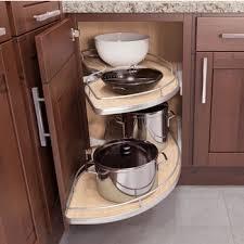 Blind Corner Kitchen Cabinet Ideas by Corner Organizers Shop For Blind Corner Kitchen Cabinet