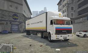 100 Gta 5 Trucks And Trailers Replacement Of Haulerytd In GTA 29 File