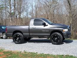 Lowered 2004 Dodge Ram 1500 - Google Search | No Roads Needed ...