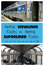 Superliner Family Bedroom by Amtrak Viewliner Routes Vs Amtrak Superliner Routes Points With